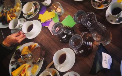 Die Kaffeeentdeckungsreise