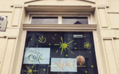 Das Café schließt